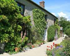 Huxtable Farm Bed & Breakfast Farmhouse near Exmoor