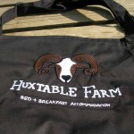 Huxtable Farm B&B Apron