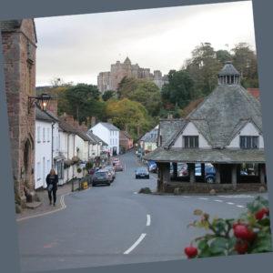 Dunster & Dunster castle, Exmoor