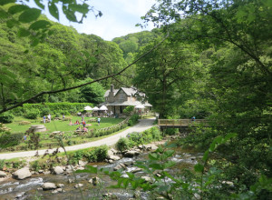 Watersmeet, Exmoor National Park