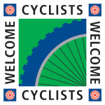 Cyclists Welcome Visit Britain Award