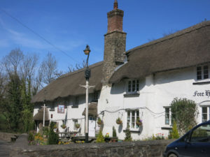 Stags Head Inn, Filleigh