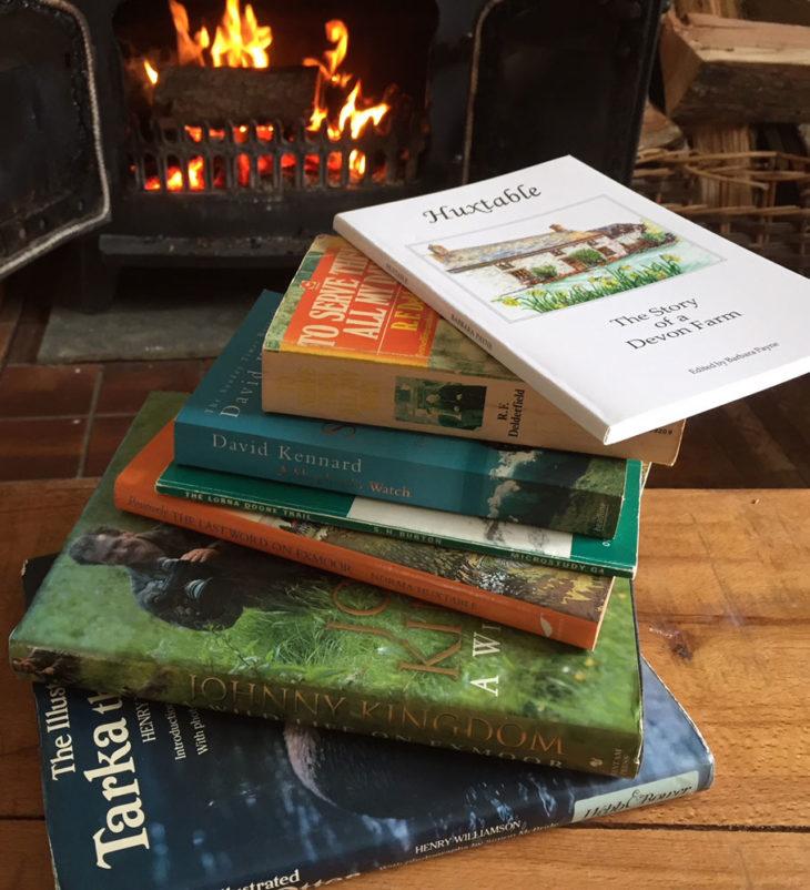 Books by North Devon Authors