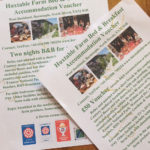 Huxtable Farm B&B Voucher