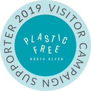 Plastic Free Visitor Campaign