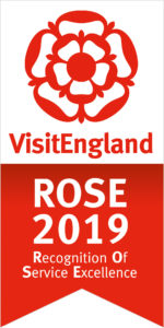 Devon B&B Visit England Rose Award