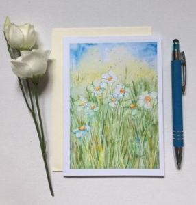 Daisy Cards £2.50 each or 5 for £10