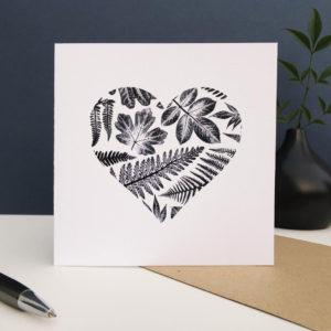 Print Nineteen Card