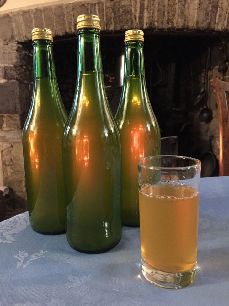 Huxtable Farm Apple Juice